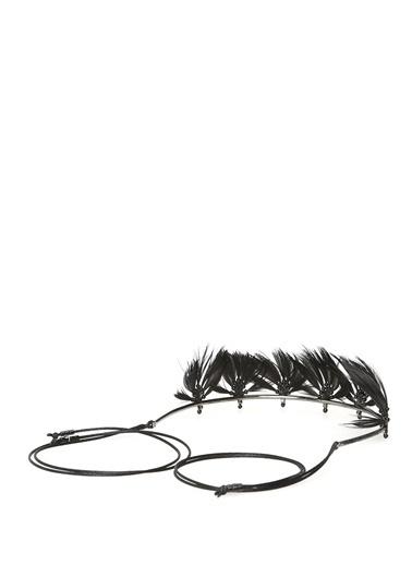 Valentino Taç Siyah